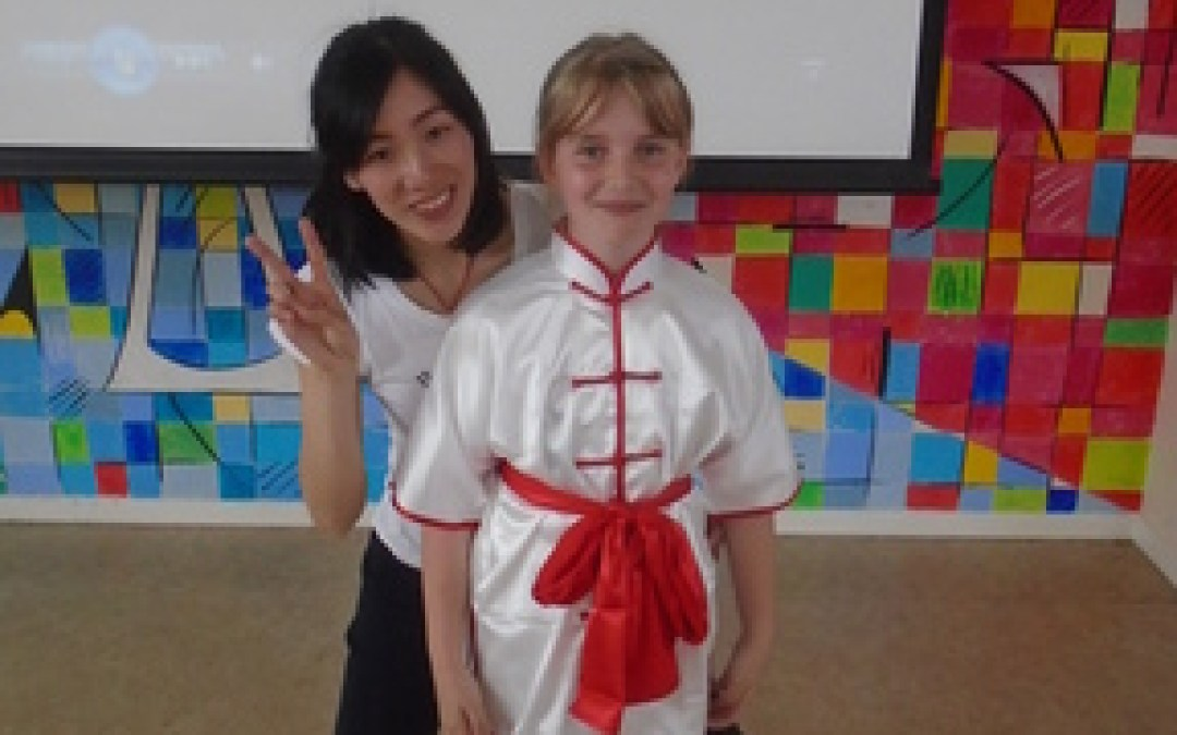 Martial Arts in Year 4
