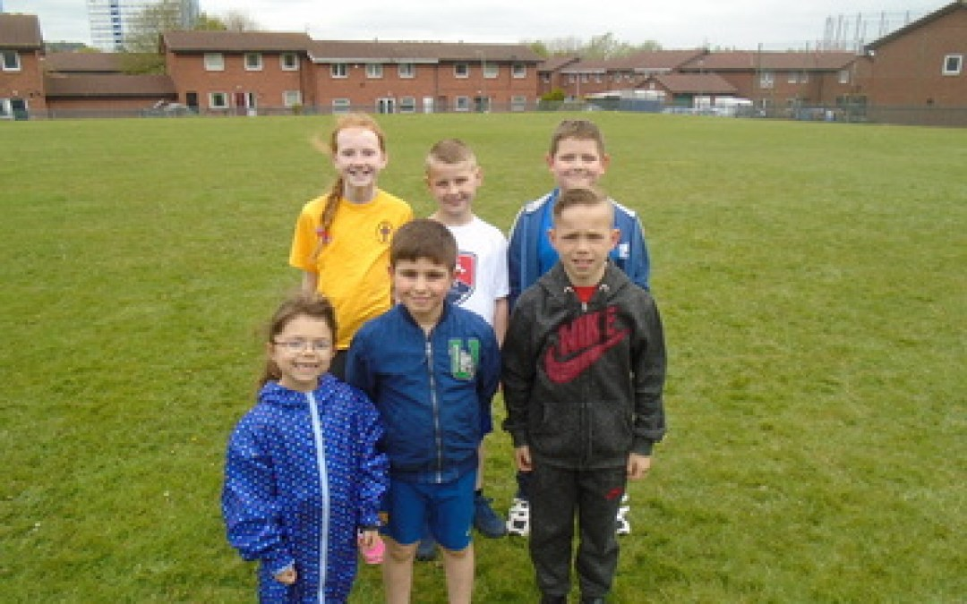 Year 4 Tag Rugby Competition