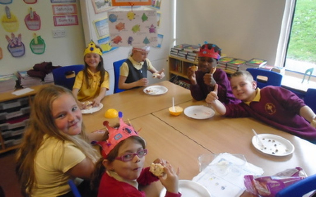 The Queens Birthday in Year 4