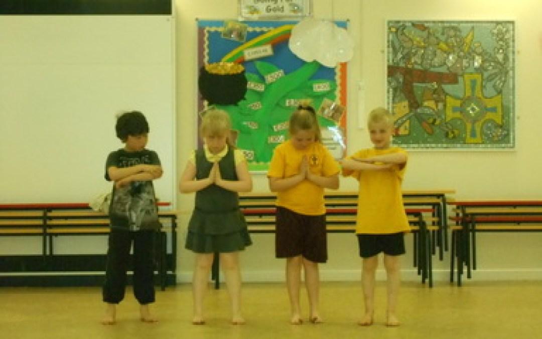 Indian Dancing!