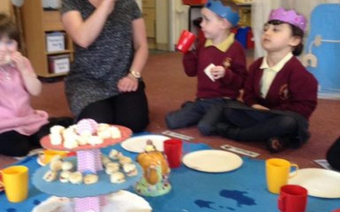 Nursery Royal Tea Party