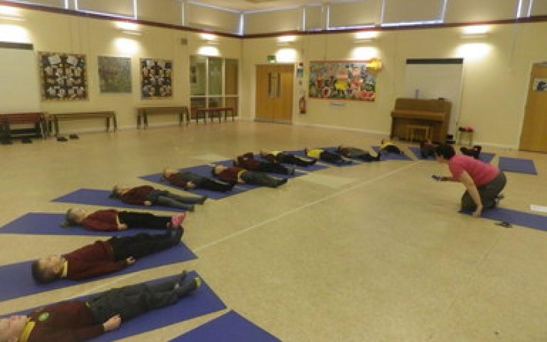 Kalma Juniors Yoga Class