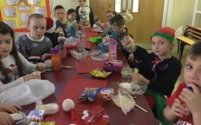 Our Christmas Feast!