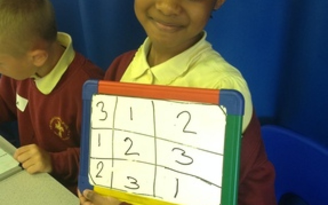 Maths Day at Kelvin Grove Primary School