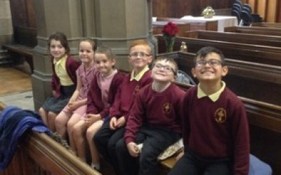 Year 2 Trip to St Chad's Church
