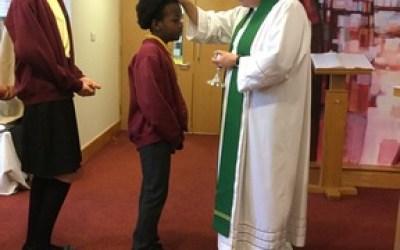 Year 6 Eucharist Service
