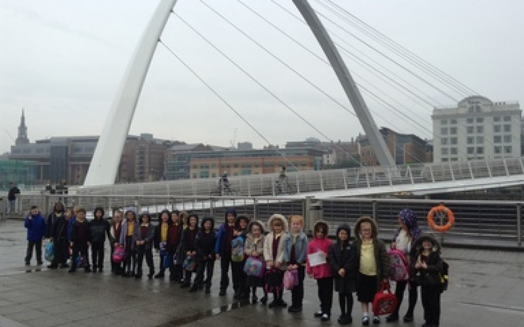 Year 2's Trip to the Baltic