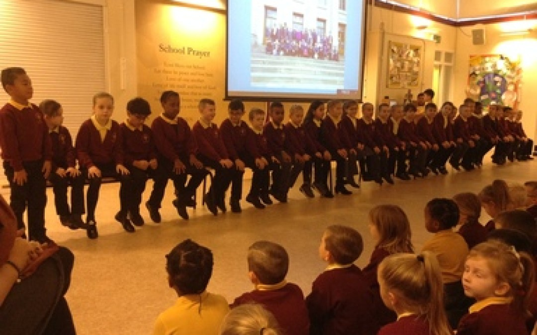 Year 3's Assembly