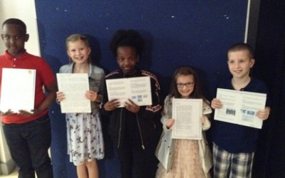 Kingsmeadow Writing Competition