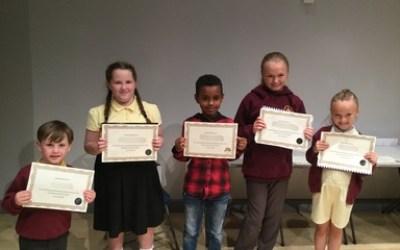 Kingsmeadow Maths Award