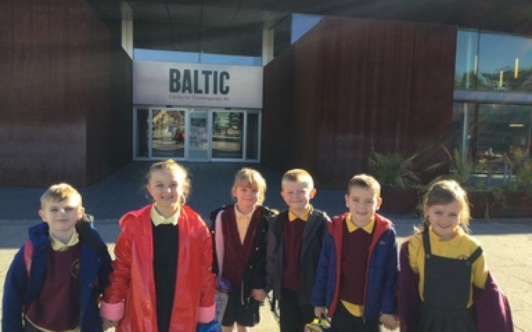 Our Visit to the Baltic