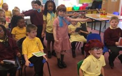 European Day of Languages in Year 1