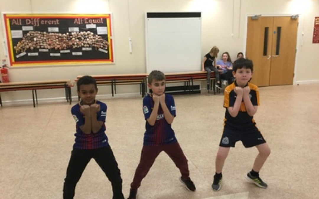 Boxercise After School Club