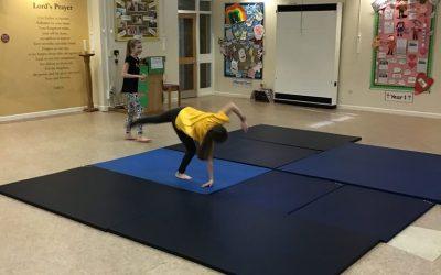Year 6 Gymnasts