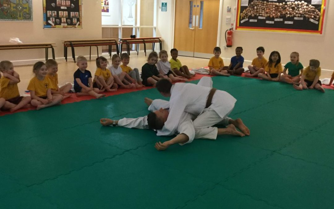 Year 1 Judo Taster Session