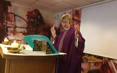 Year 4 Chapel Service