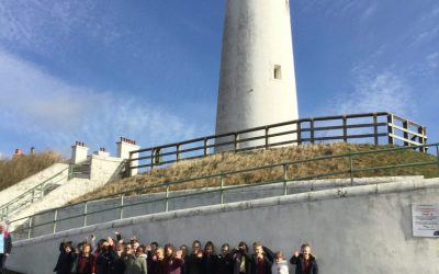 Visit to St Mary's Lighthouse