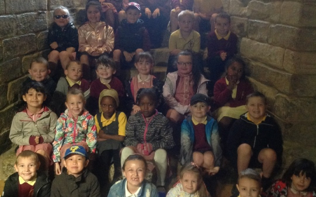 Year 2 Visit to Newcastle Castle