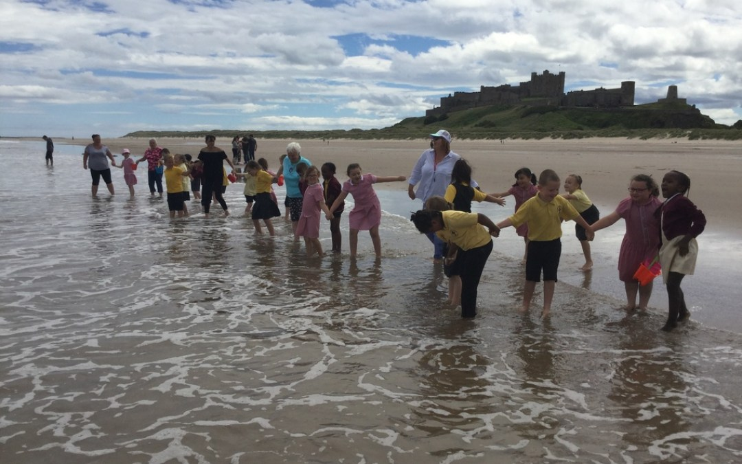 Our Visit to Seahouses and Bamburgh