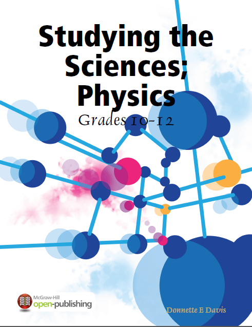 STUDYING THE SCIENCES, PHYSICS – GRADES 10-12 #CAPs # ...