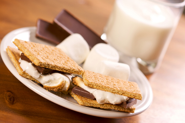 smores-and-milk