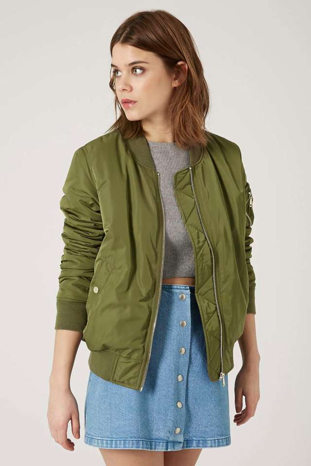 topshop-green-bomber-jacket