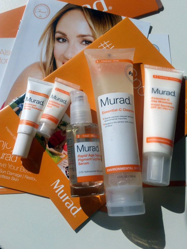 murad spotless skin stained couture