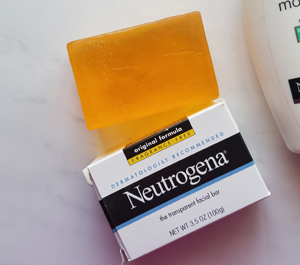 neutrogena facial bar