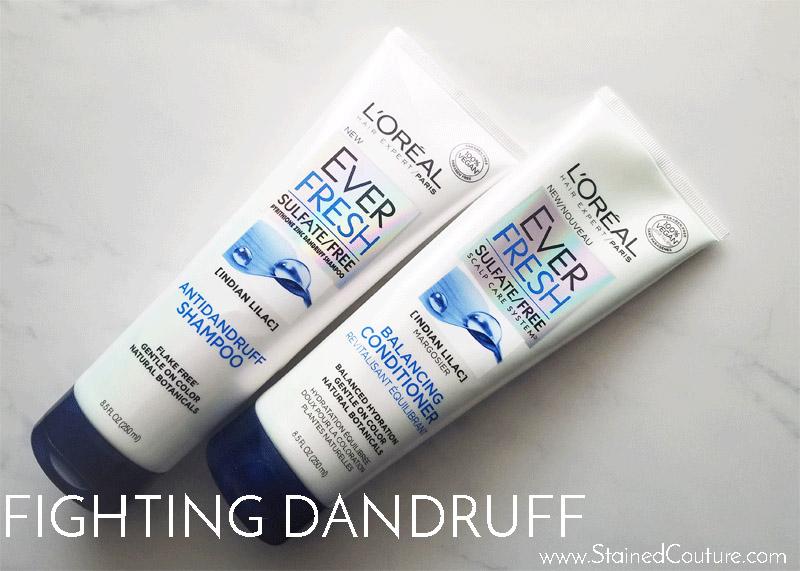 fighting dry scalp