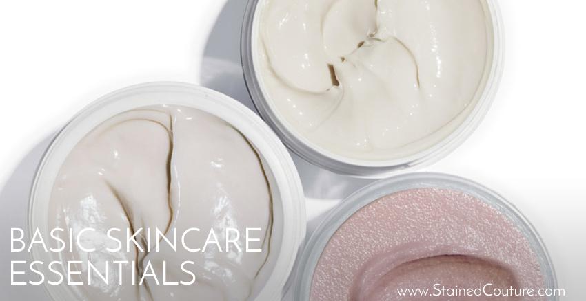 basic skincare essentials 2017