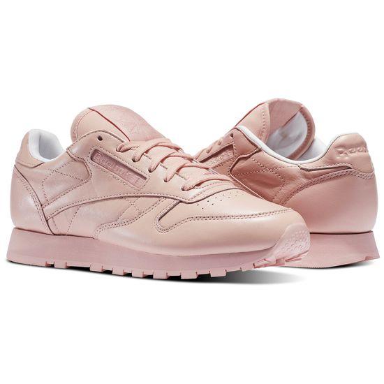 reebok x spirit classic pink