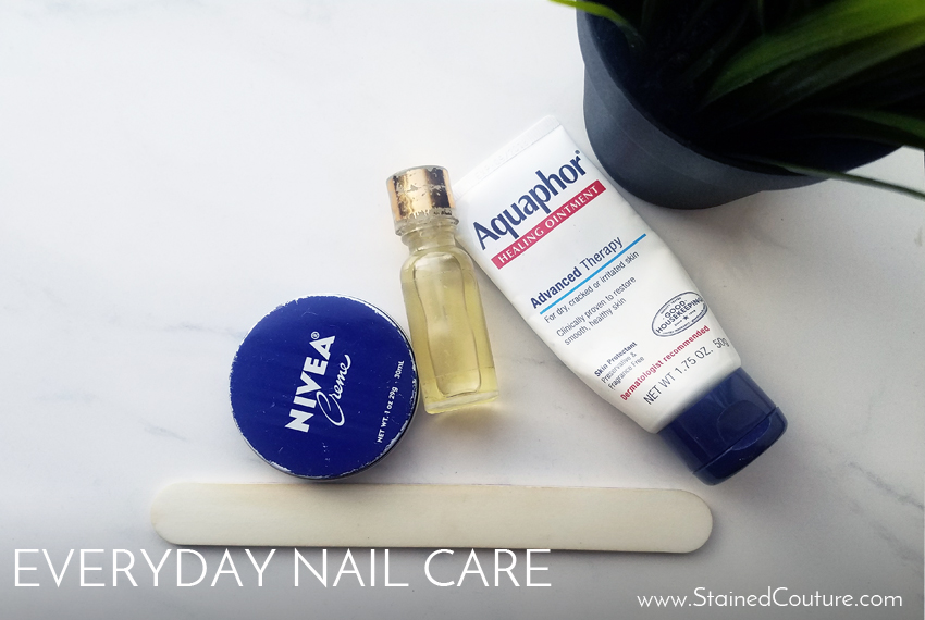 everyday nail care