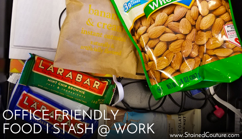 office-friendly food