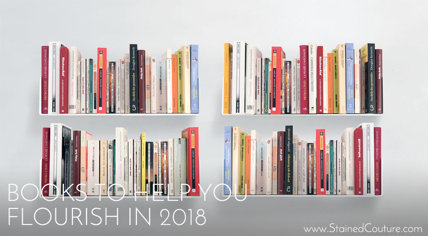 books to help you flourish in 2018