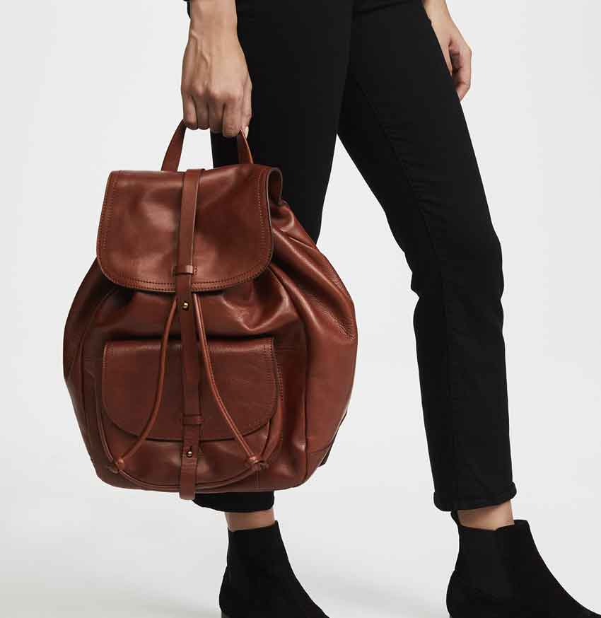 Madewell transport rucksack timeless backpack