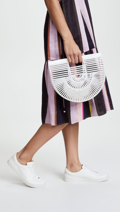 Handbags for Spring - Cut Gaia Ark Clutch