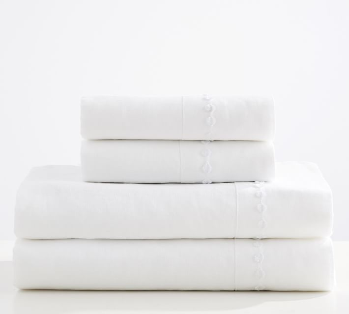 Belgian Flax Linen Sheets | Beautiful Bedding