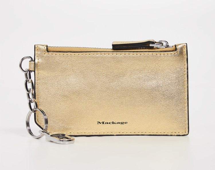 MACKAGE Taj Card Case | KEYCHAIN WALLETS