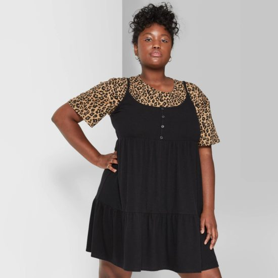 Wild Fable Strappy Swing Dress