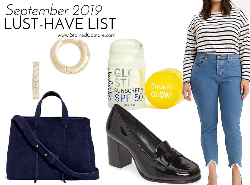 LUST-HAVE LIST: September 2019 | STAINED COUTURE