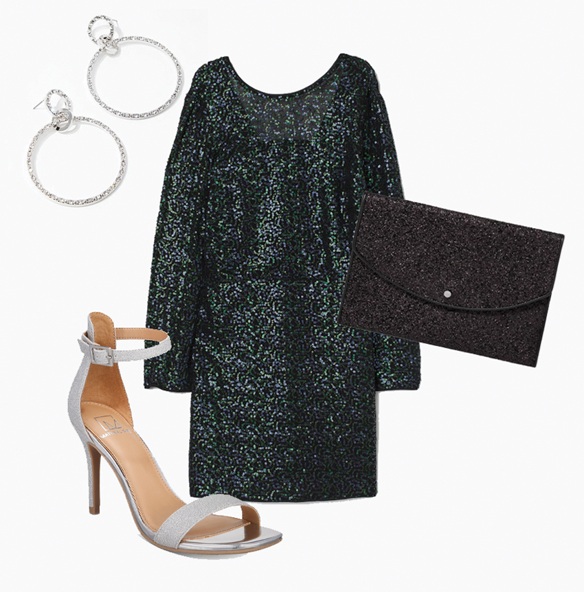 eSTYLIST: Last Minute NYE Outfit | STAINED COUTURE