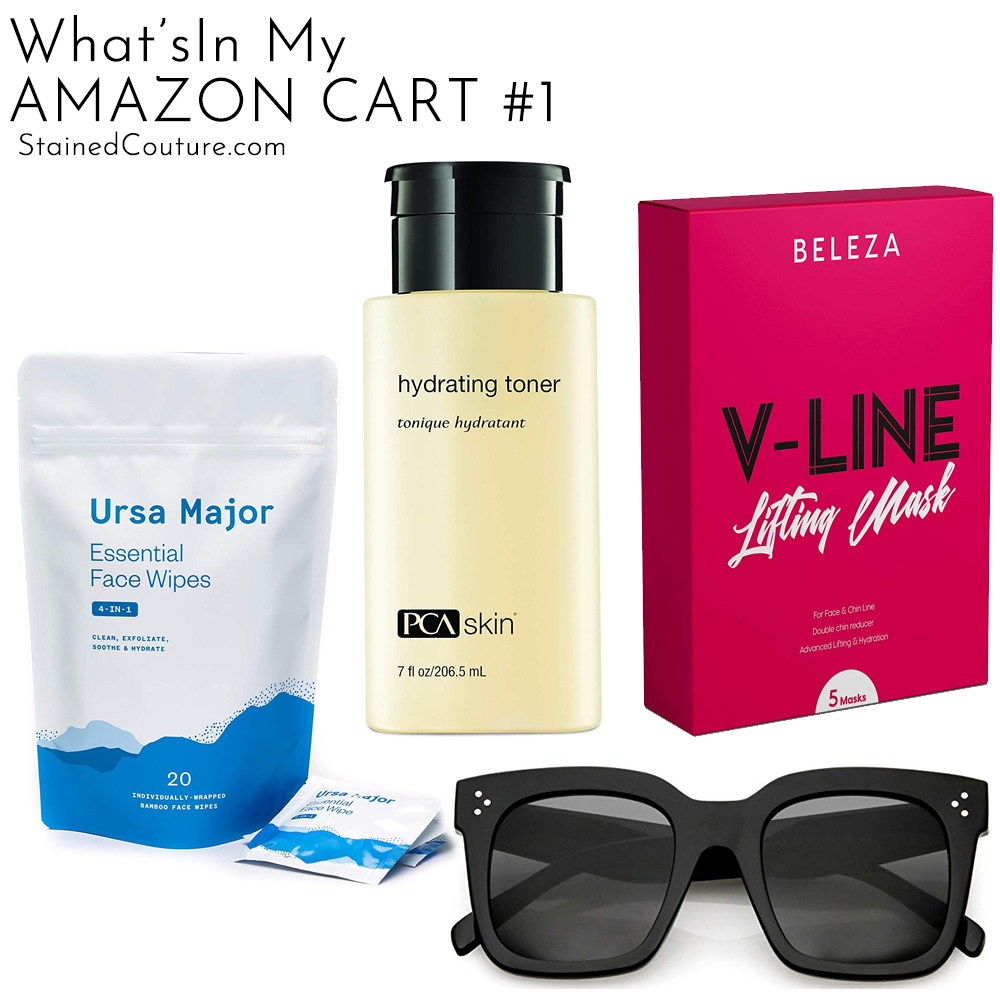What's In My Amazon Cart #1 | STAINED COUTURE
