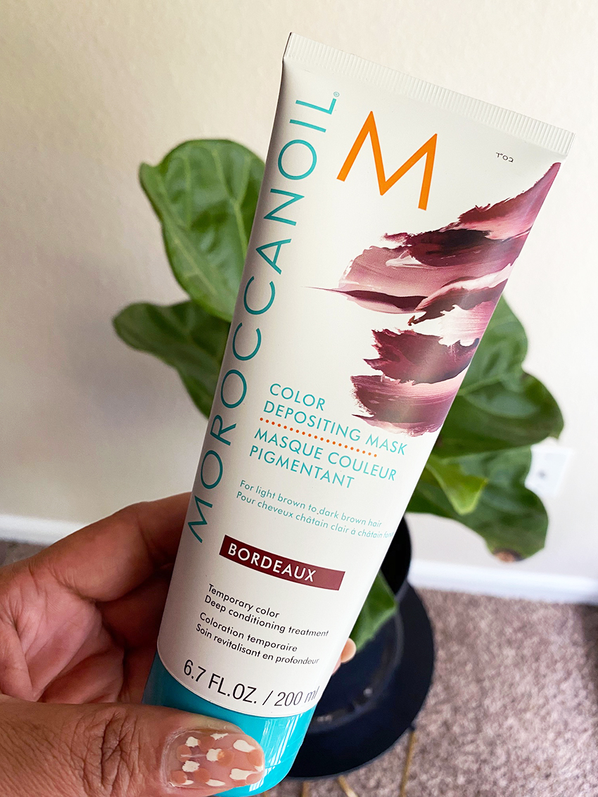 ITEM OF THE WEEK: Color Depositing Hair Mask   STAINED COUTURE