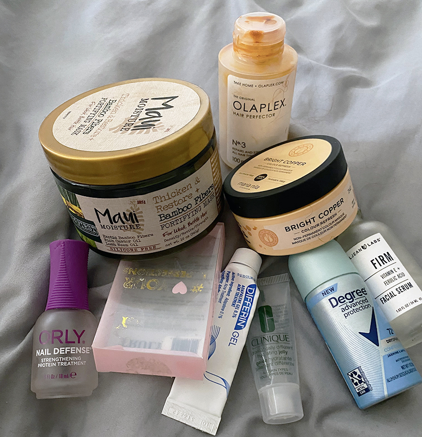 EMPTIES: August 2020 | STAINED COUTURE