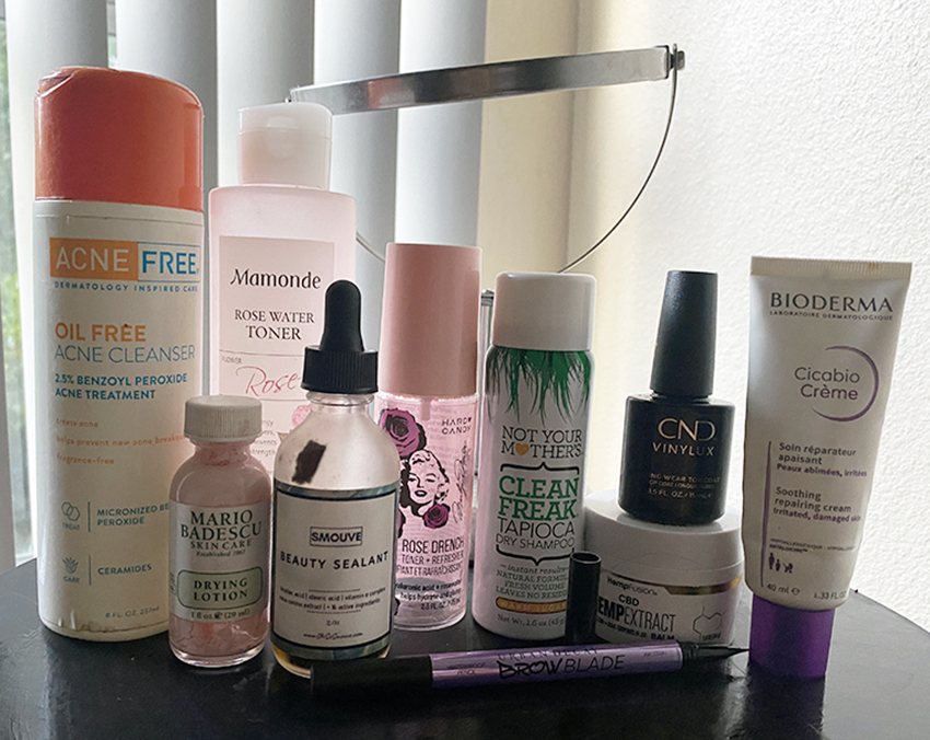 EMPTIES: September 2020 | STAINED COUTURE