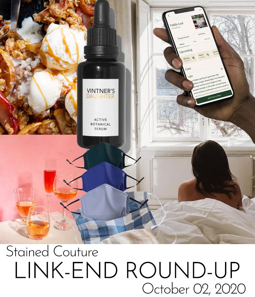 LINK-END ROUND-UP: October 02, 2020