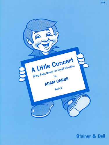 Carse, Adam: A Little Concert. Book 2