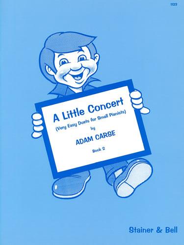Carse, Adam: A Little Concert. Book 2