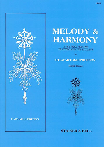 Macpherson, Stewart: Melody And Harmony Book 3