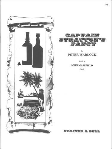 Warlock, Peter: Captain Stratton's Fancy. F Major